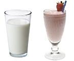 Dessert / Milch