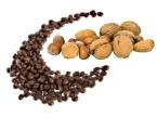 Nuss / Kaffee