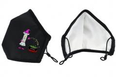 Mund- Nasen- Bedeckung MaggMask mit KN95 Filtereinsatz